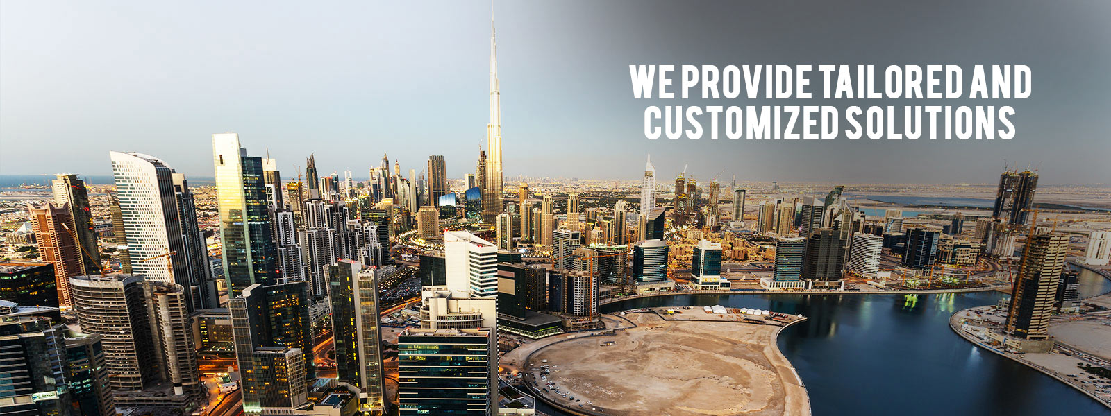 Customized Business Solutions