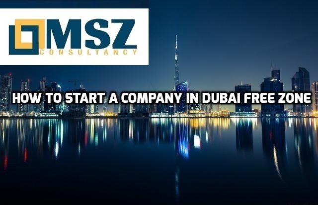 Dubai Free Zone Company formation & Required Documents