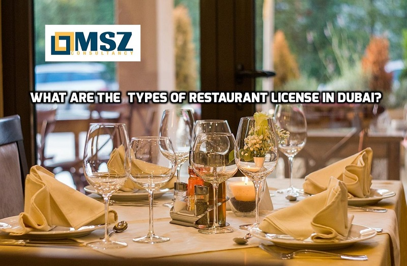 Restaurant License in Dubai