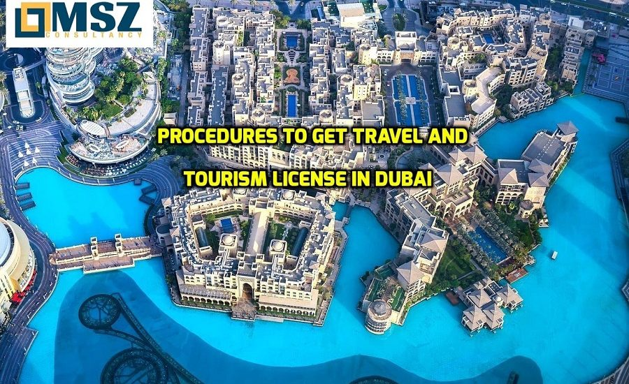 Tourism License Dubai
