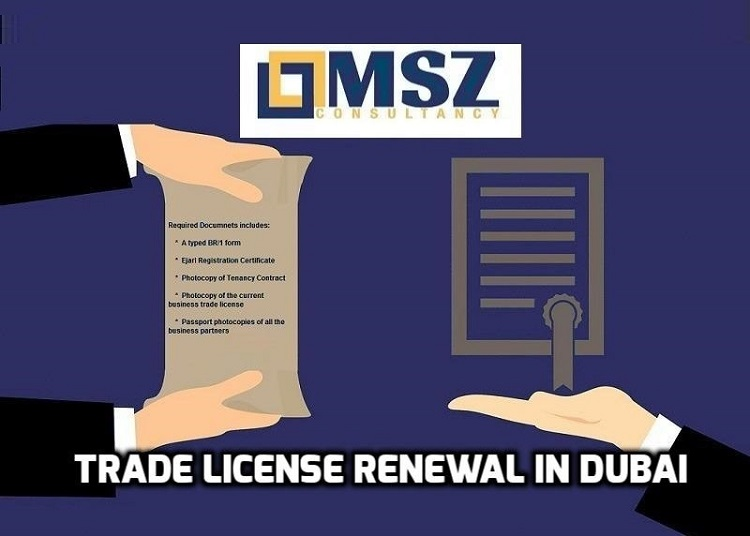 Trade License Renewal Dubai & Required documents