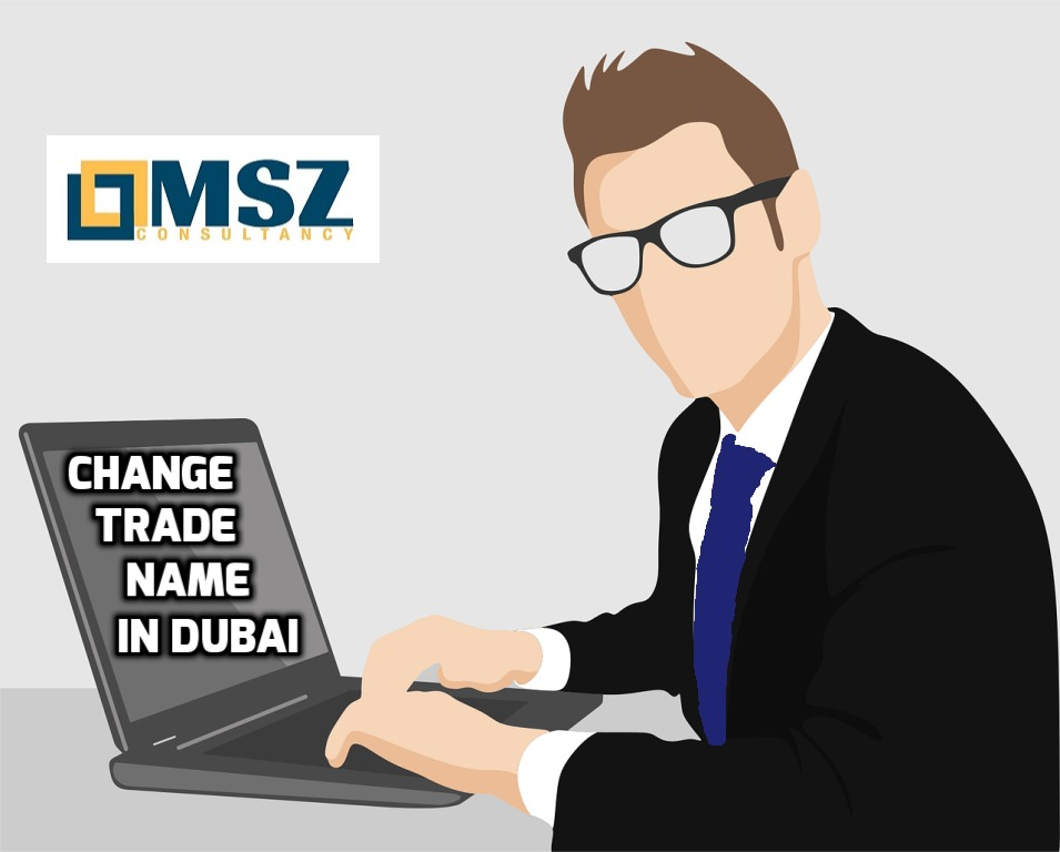 Change Company Name & Required documents in Dubai