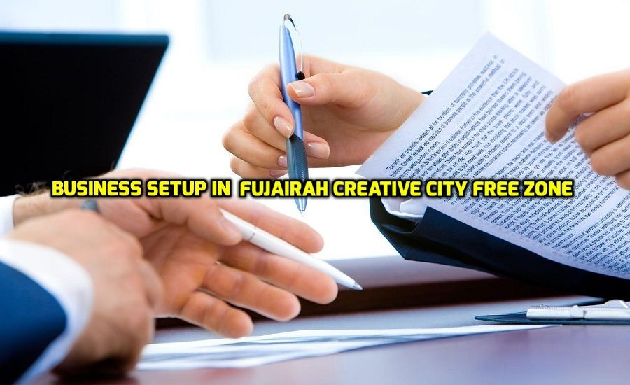 Fujairah Creative City Free Zone