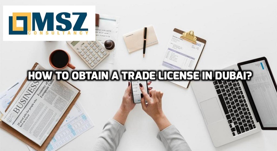 Trade License Dubai | Required Documents & Procedures