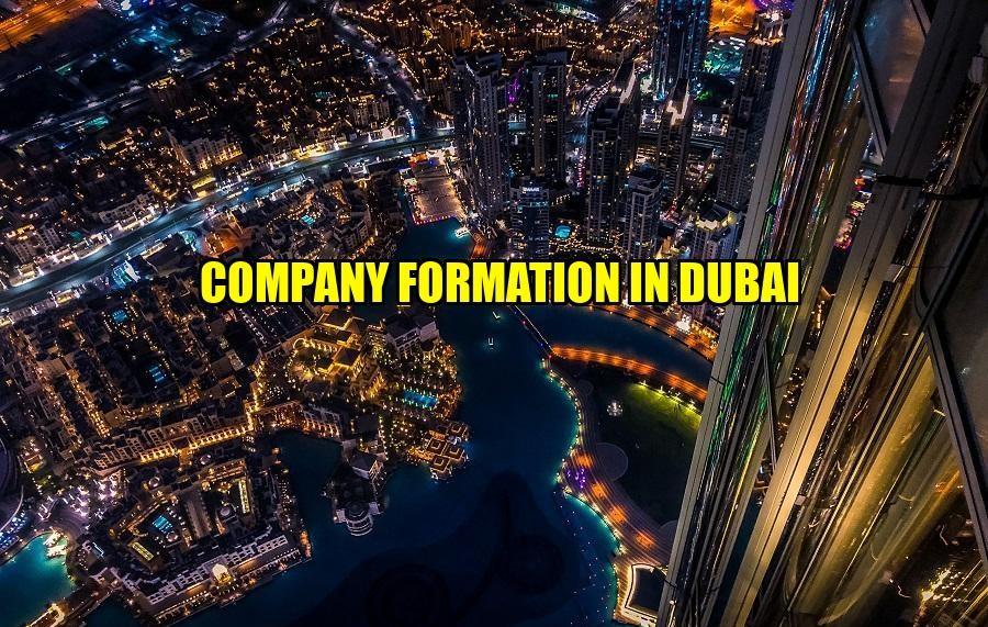 Register a company in Dubai | Company Formation in Dubai