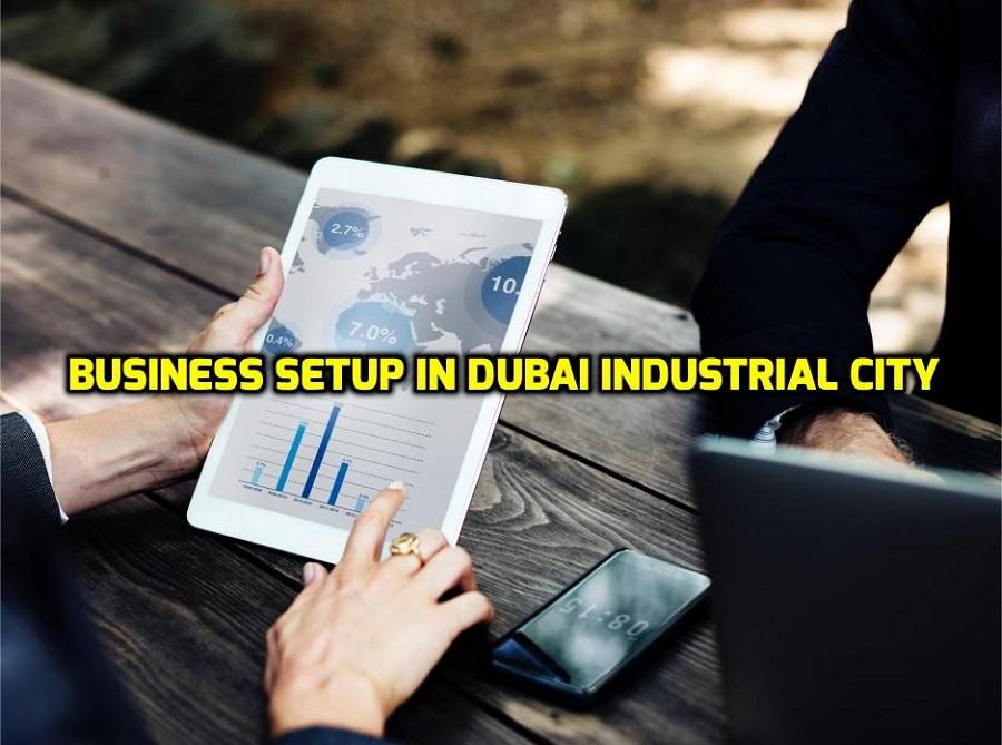 DubaiIndustrial City (DIC) | Business Setup in Dubai Industrial City