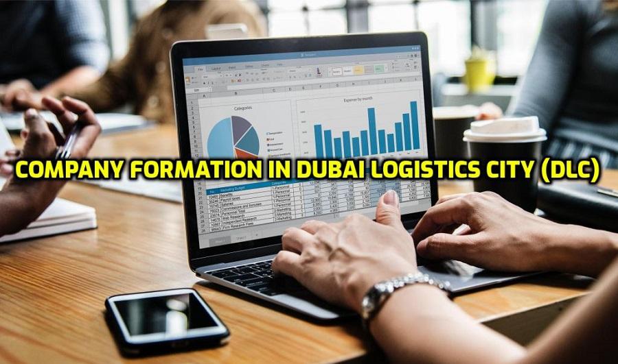 Dubai Logistics City (DLC)