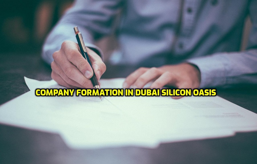 Company formation in Dubai Silicon Oasis | Required Documents