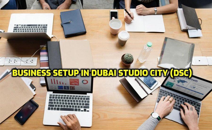 Dubai Studio City (DSC)
