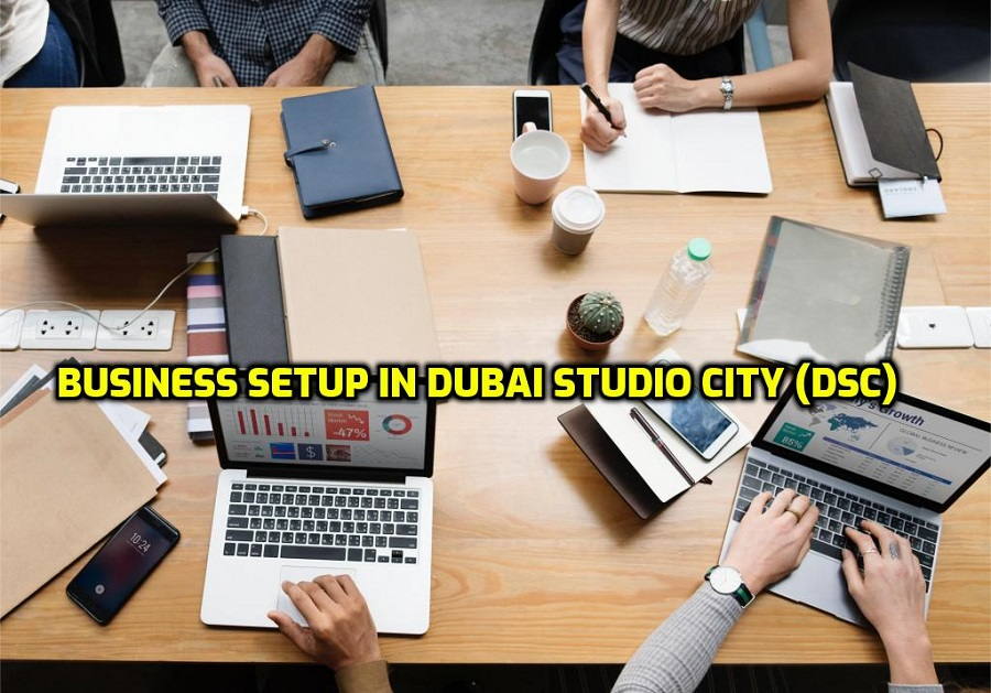 Dubai Studio City (DSC) | Free Zone Business Setup