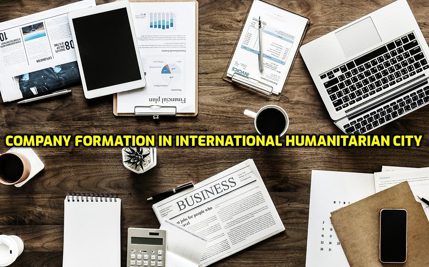 International Humanitarian City (IHC) | Free Zone Business Setup