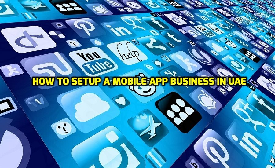 Mobile app business in UAE