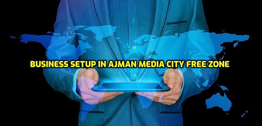 Ajman Media City Free Zone