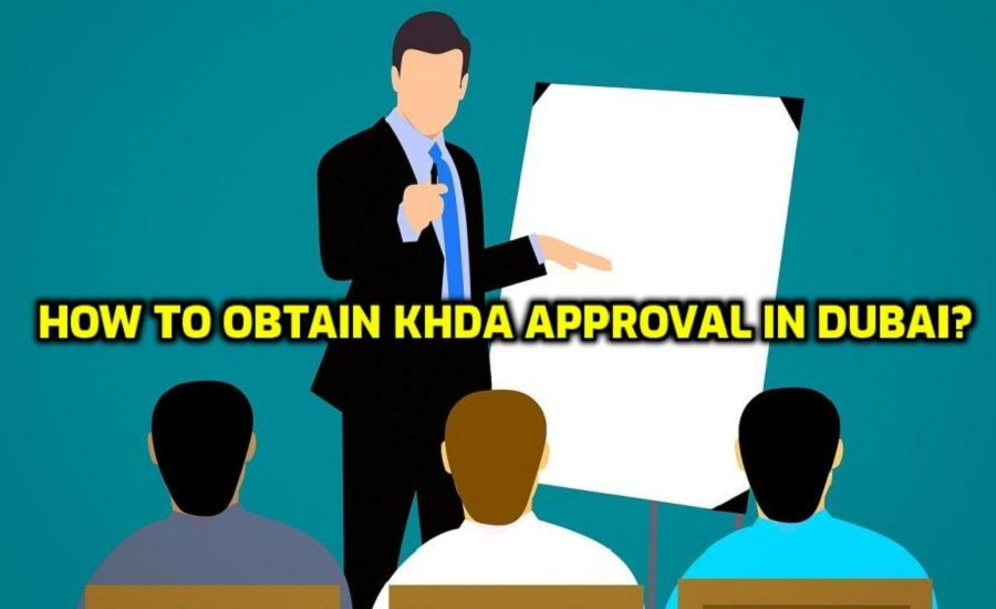 KHDA Approval in Dubai