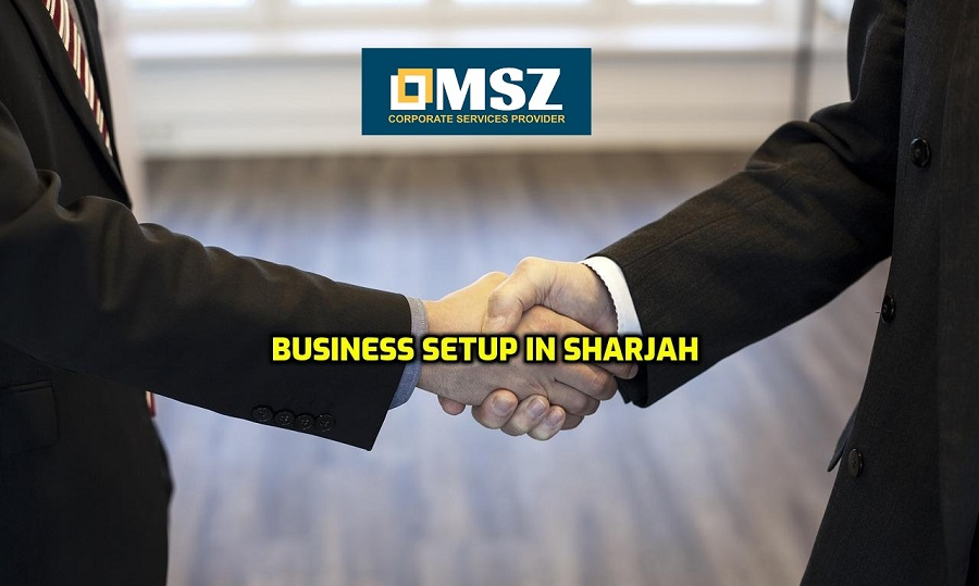 Business Formation in Sharjah