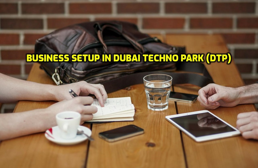 Dubai Techno Park (DTP) | Free Zone Company Setup