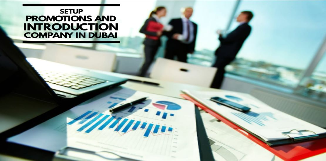 Promotional and industrial company in Dubai