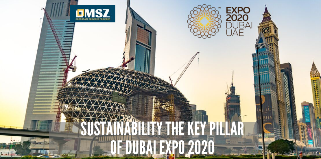 Sustainability The Key Of Expo 2020
