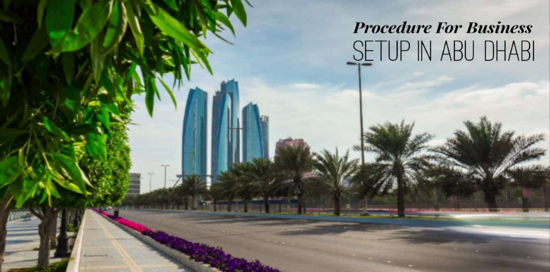 Procedure for Business Setup in Abu Dhabi