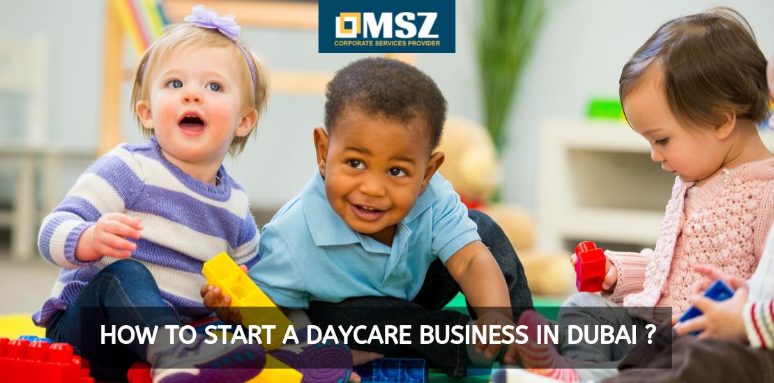 Daycare center in Dubai