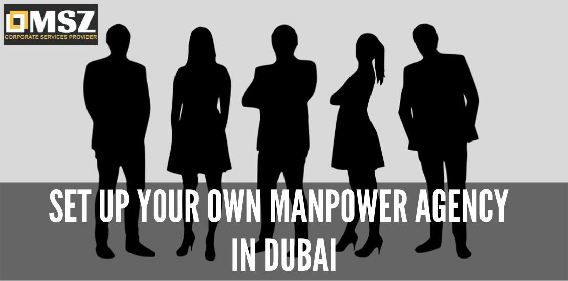 MAN POWER IN DUBAI