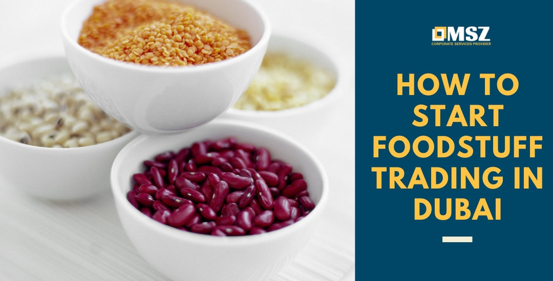 Foodstuff trading