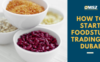 How to start a foodstuff trading in Dubai