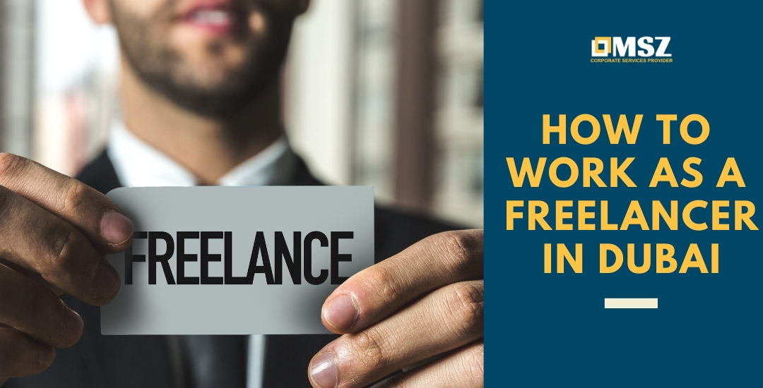how to work as a freelancer in dubai