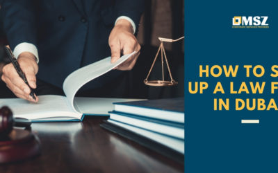 How to set up a law firm in Dubai