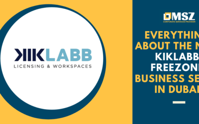 Everything about the KIKLABB free zone business setup in Dubai
