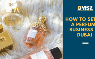 How to set up a perfume business in Dubai