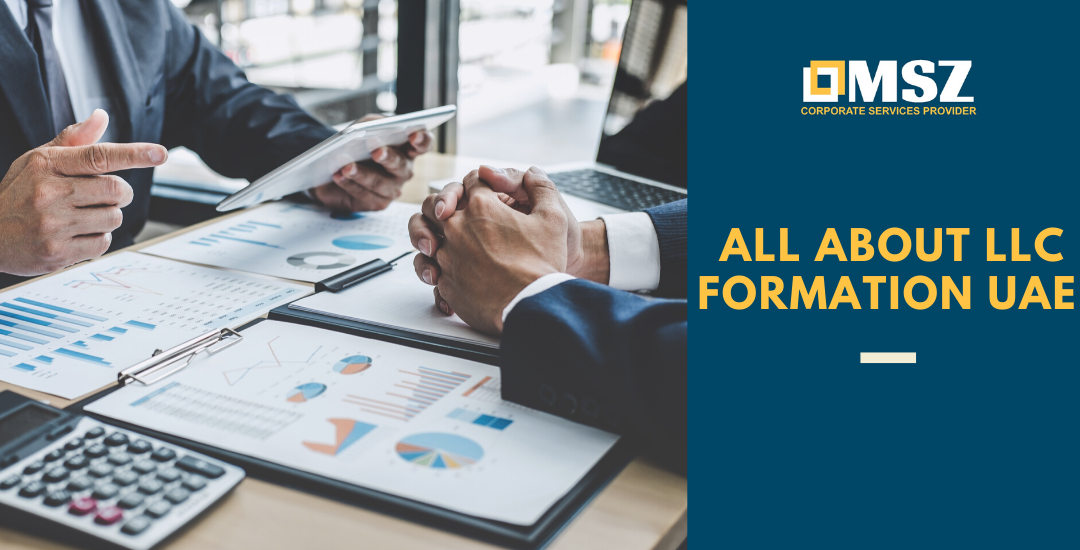 All about LLC formation UAE