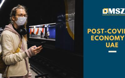 Post-COVID 19 economy in UAE