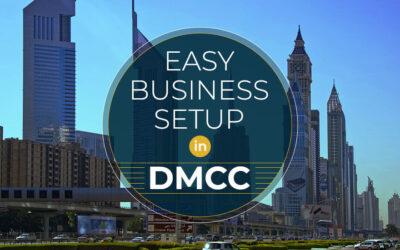 Easy Business Setup in DMCC
