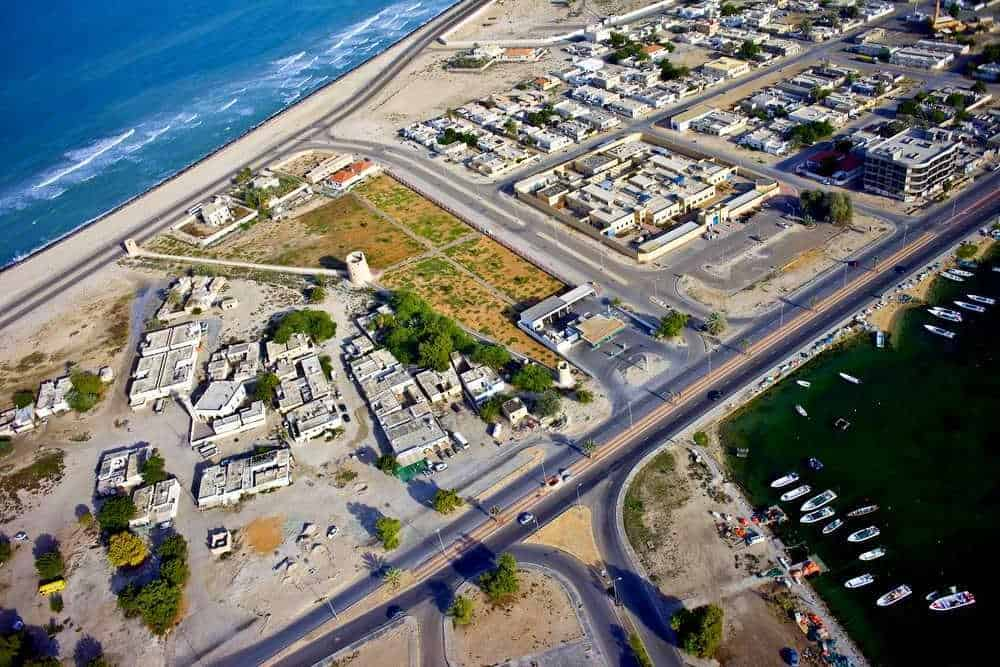 Umm Al Quwain Mainland