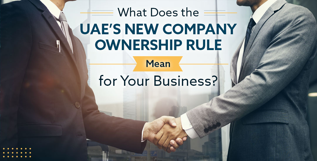 UAE-New-Company-Ownership-Rule
