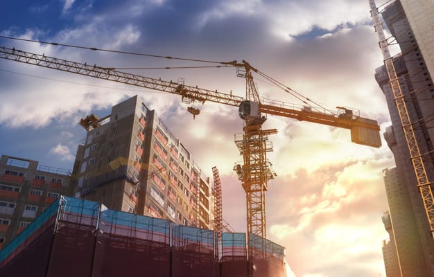 Booming Construction Industry in UAE