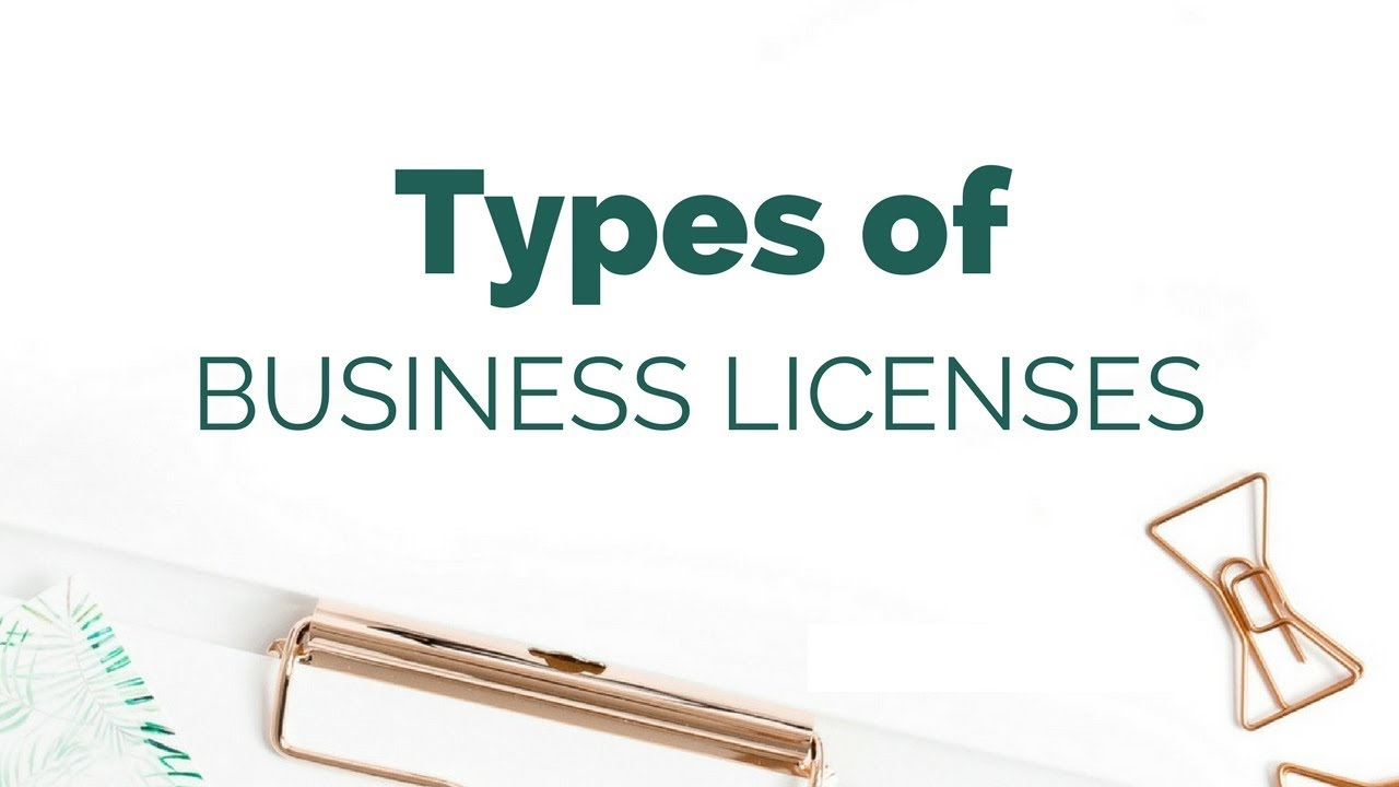 types-of-license