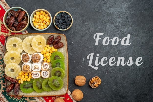 Get a food and trade license