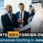 UAE Grants 100% Foreign Ownership to Businesses Starting in June 2021
